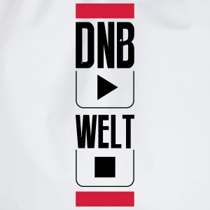 DNB ON - WELT OFF - Turnbeutel