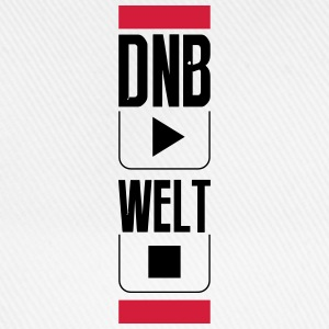 DNB ON - WELT OFF - Baseballkappe