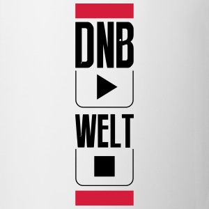 DNB ON - WELT OFF - Tasse