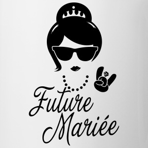 Future Mariée Enterrement Vie evjf Vintage hipster Sweat-shirts - Tasse