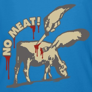 BIO-Stofftasche 'NO MEAT' - Men's Organic T-shirt