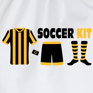 Soccer Kit T-shirts - Gymnastikpåse