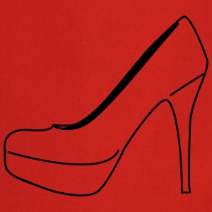 high_heels Tee shirts - Tablier de cuisine