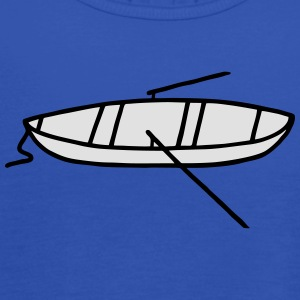Ruderboot / rudern - V2 T-Shirts - Frauen Tank Top von Bella