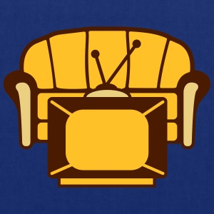 Couch And TV T-shirts - Mulepose
