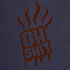 Oh Shit Graffiti T-shirts - Keukenschort