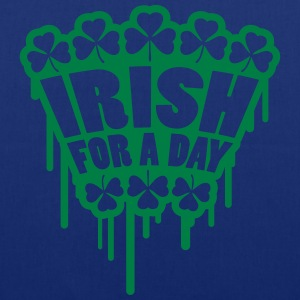 Irish For A Day Graffiti Magliette - Borsa di stoffa