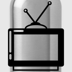 TV T-Shirts - Water Bottle