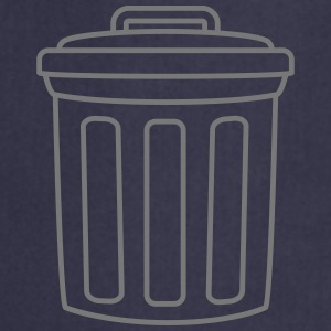 Garbage Can T-shirts - Keukenschort