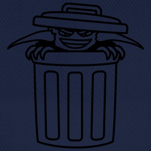 Garbage Monster Tee shirts - Casquette classique