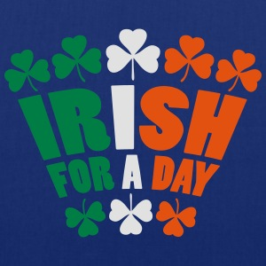 Irish For A Day Magliette - Borsa di stoffa