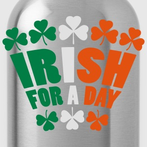 Irish For A Day T-Shirts - Trinkflasche