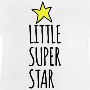 LITTLE SUPER STAR T-Shirts - Baby T-Shirt