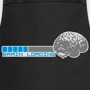Brain Loading T-shirts - Förkläde