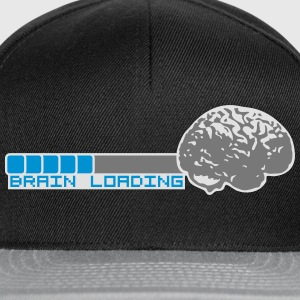 Brain Loading T-shirts - Snapback Cap