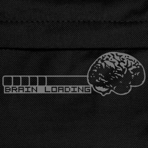 Brain Loading T-Shirts - Kids' Backpack