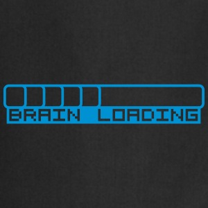 Brain Loading Bar T-Shirts - Cooking Apron