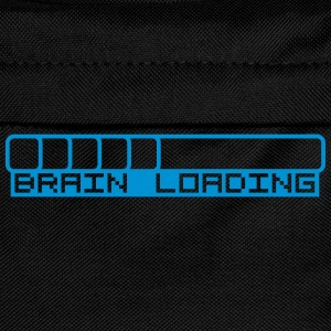 Brain Loading Bar T-Shirts - Kids' Backpack