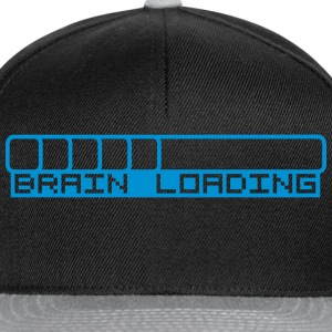 Brain Loading Bar T-shirts - Snapbackkeps