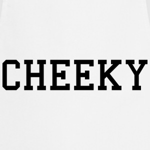 cheeky T-Shirts - Cooking Apron