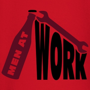 Men at work T-shirts - T-shirt