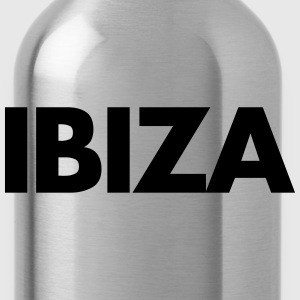 Ibiza Text Magliette - Borraccia