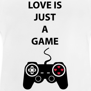 Love is just a game 2c T-Shirts - Baby T-Shirt