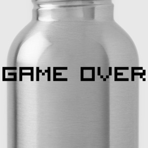 Game Over Magliette - Borraccia