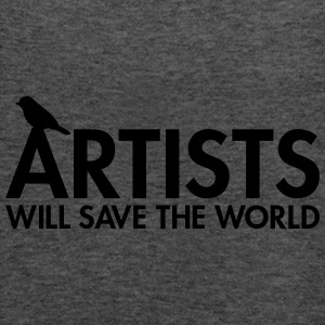Artists will save the world Sacs - Débardeur Femme marque Bella