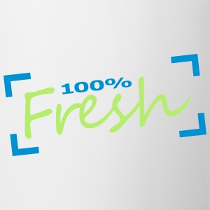 100 Procent Fresh T-shirts - Mok