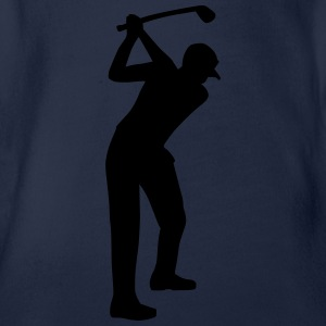 Golf T-Shirts - Baby Bio-Kurzarm-Body