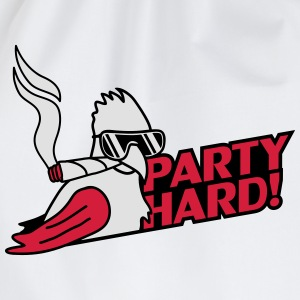Cool Party Hard Parrot Bird Sweaters - Gymtas