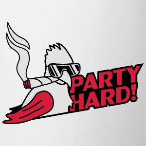 Cool Party Hard Parrot Bird Sweatshirts - Kop/krus