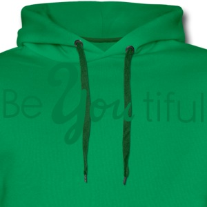 beyoutiful T-Shirts - Men's Premium Hoodie