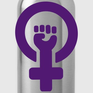 Feminist T Shirts - Water Bottle