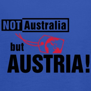 Not Australia but Austria Fartuchy - Tank top damski Bella