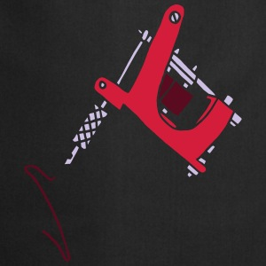 Tattoomaschine Tattoomachine Needles Nadeln Studio Hoodies & Sweatshirts - Cooking Apron