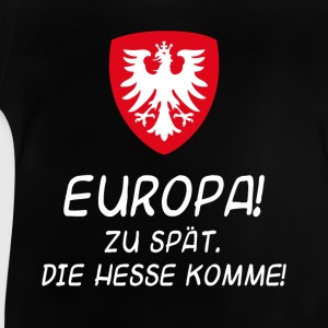 Europa - Die Hesse komme T-Shirts - Baby T-Shirt