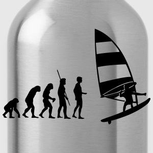 Evolution Windsurfer Shirt - Trinkflasche