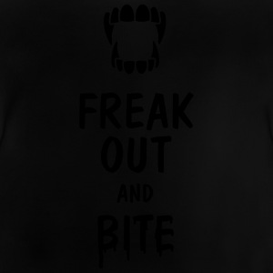 freak out and bite Shirts - Baby T-shirt