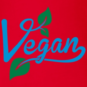vegan Shirts - Organic Short-sleeved Baby Bodysuit