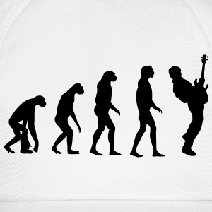bass player evolution Sonstige - Baseballkappe