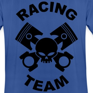 pistons and rods racing team Sweat-shirts - T-shirt respirant Homme