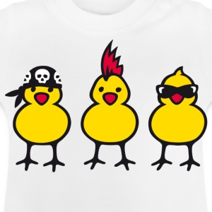 Power Chicks - Baby T-shirt
