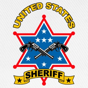 sheriff united states Shirts - Baseball Cap