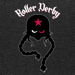 Roller Derby Tee shirts - Casquette snapback