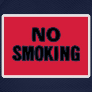 no_smoking T-shirts - Baseballkasket