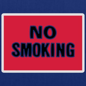 no_smoking T-Shirts - Stoffbeutel