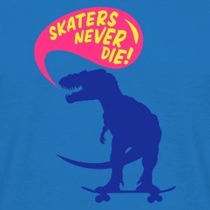 Army t-rex skater Jumpers - Men's T-Shirt