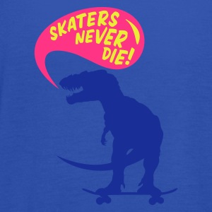 Army t-rex skater Jumpers - Women's Tank Top by Bella